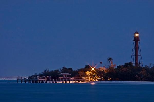 Photo gallery sanibel beach front condos for Sanibel fishing pier